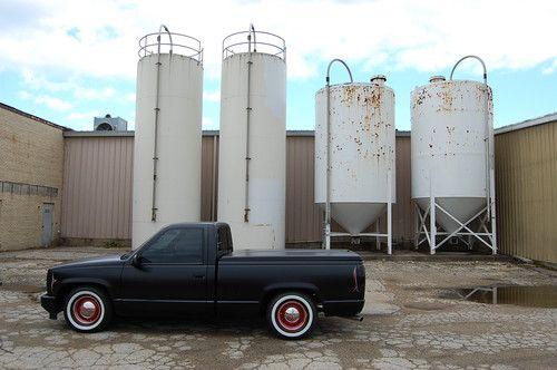 Find Used 1993 Chevrolet C1500 Silverado Short Bed 2wd Hot