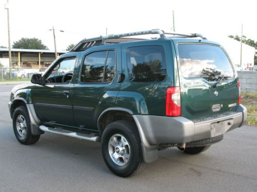 Purchase Used 2001 Nissan Xterra XE Sport Utility 4 Door 3
