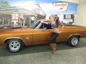 Purchase used 1967 Chevrolet El Camino Custom in North Las