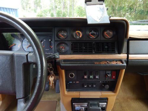 Buy Used 1984 Volvo 240 Turbo Intercooler Wagon In Moody