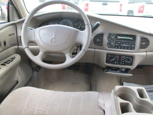 Buy Used 2001 Buick Century Custom In 1122 4th Ave Conway