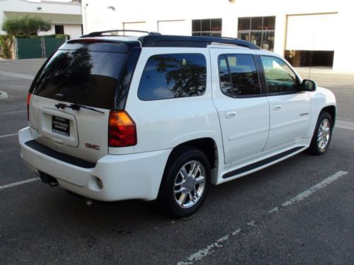 Find Used 2006 Gmc Envoy Xl Denali Leather Moonroof