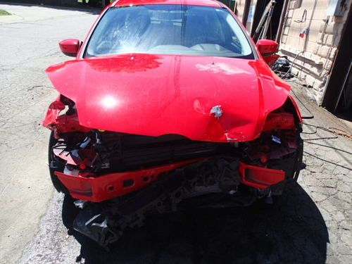 Sell Used 2012 Ford Focus Se Salvage Damaged Wrecked