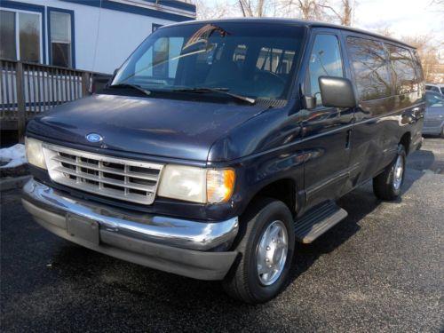 Purchase Used 1995 Ford E Series Van Club Wagon Xlt Super