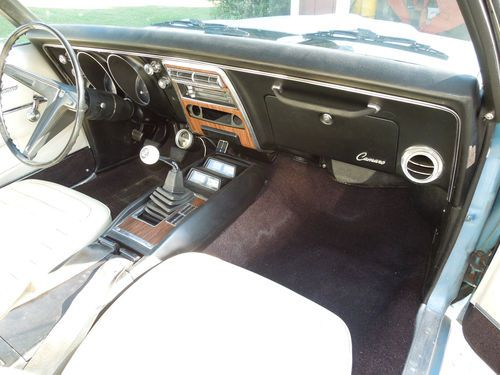 Buy New 1968 Camaro 327ci Factory Air Factory Custom