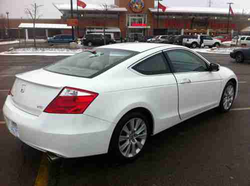 Sell Used 2010 Honda Accord EX L Coupe 2 Door 35L V6 MINT