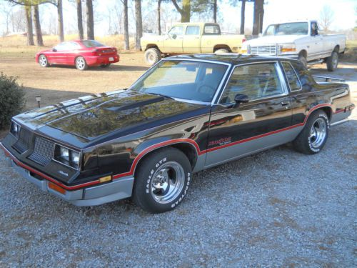 Sell Used 1983 Hurst Olds Cutlass Super Nice Fast Car