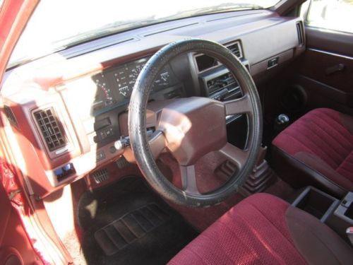 Sell Used Nissan D21 Hardbody Se V6 5spd Extended Cab