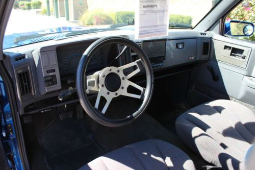 Purchase New Chevrolet S10 Bagged Custom Short Bed
