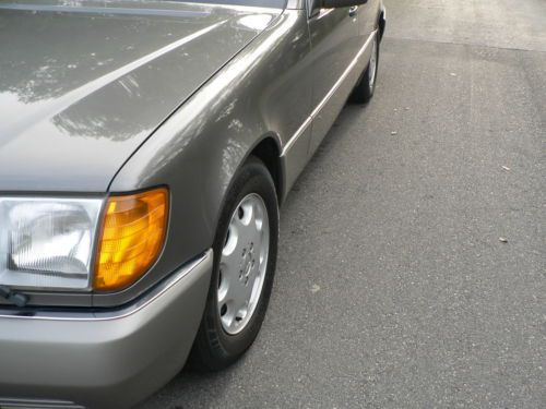 Find Used 600sel Super Low Miles Mint Condition Perfect