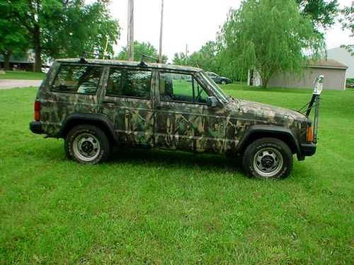 1994 Gas Mileage Jeep Cherokee