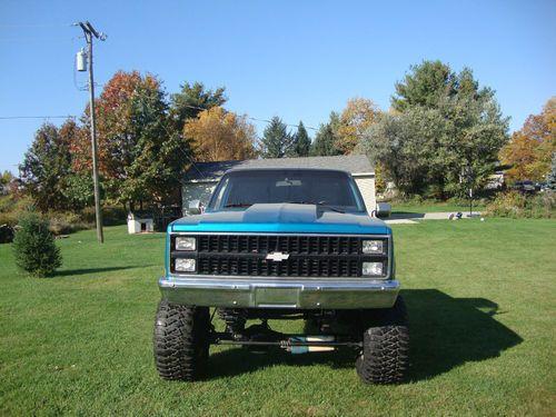 86 Short Box Chevy 60l