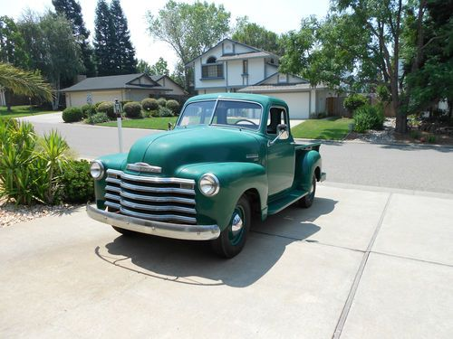 Purchase New 1946 CHEVY 1 TON DUALLY RESTORED HOT ROD