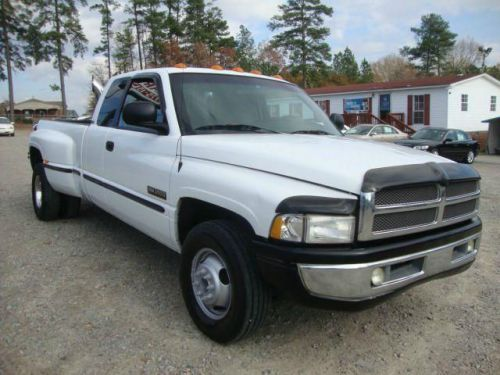 Purchase Used 1999 Dodge Ram 3500 In 2849 Jefferson Davis