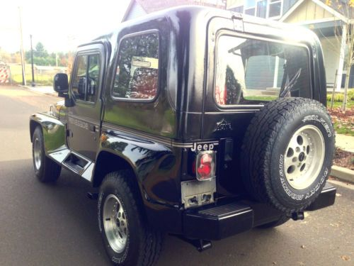 Purchase Used 1992 Jeep Wrangler Renegade 2 Door 40L 1991