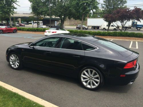 Buy Used 2012 Audi A7 Quattro 4 Door 3 0l Supercharged 24k