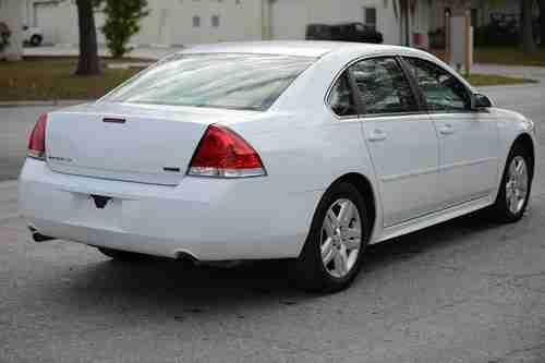 2012 Chevy Impala Lt Manual