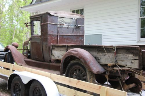 Buy Used 1927 Chevrolet Capitol Pick Up Truck 1 Ton 1929