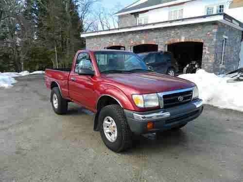 Used 4x4 Toyota Trucks Sale