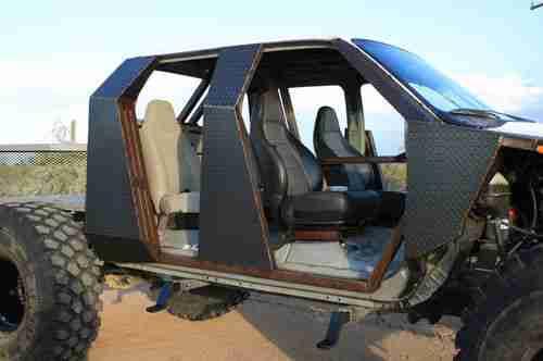 Sell Used F 250 Hunting Buggy RockCrawler SandCar Off