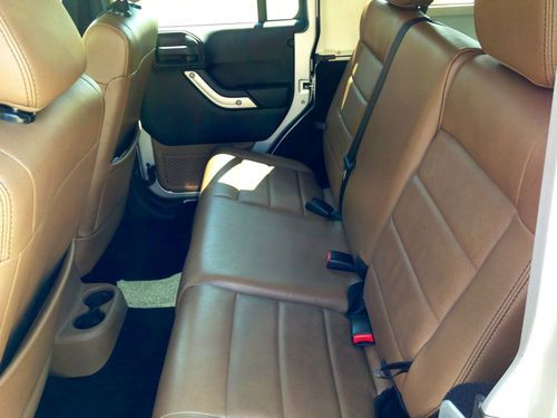 Sell Used 2011 Jeep Wrangler Unlimited Sahara Hard And