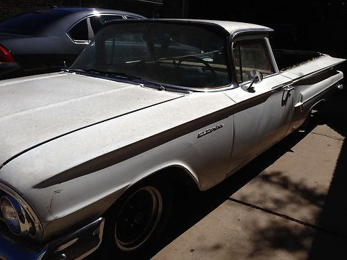 Sell Used 1960 El Camino In Amarillo Texas United States
