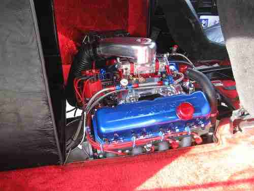 Purchase Used Pro Street Chevy Astro Van Mid Engine Totally Custom 600hp Bbc In Maumee Ohio