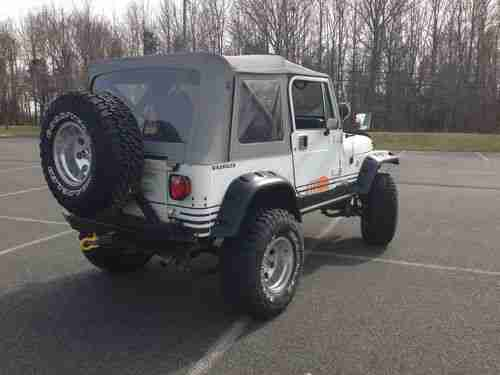 Purchase Used Jeep Wrangler Islander Fuel Injected
