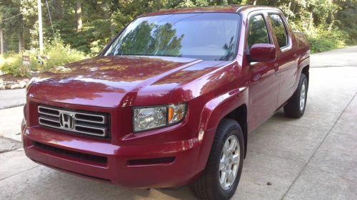 Buy Used Honda Ridgeline Rtl Crew Cab Pickup 4 Door 3