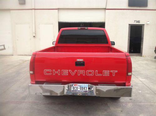 Purchase Used 96 Chevy 1500 Swb In San Antonio Texas