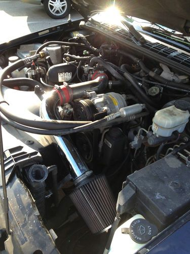 Sell Used Chevrolet S10 Xtreme Extended Cab Pickup 3