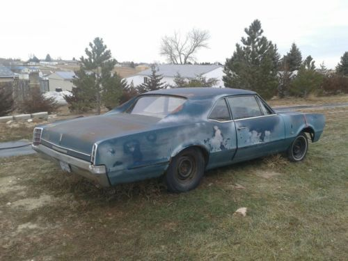 Purchase used 1966 oldsmobile f85 cutlass parts car runs no title in     1966 oldsmobile f85 cutlass parts car runs no title  US  500 00