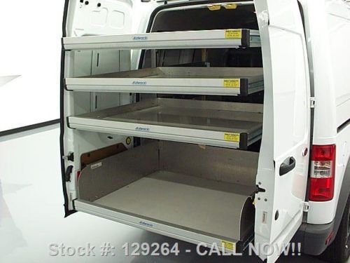 Find Used 2013 Ford Transit Connect Xl Cargo Custom Shelving 12k Texas Direct Auto In Stafford