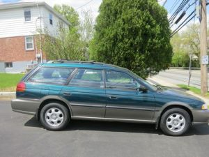 Find used 1999 Subaru Legacy Outback Limited Wagon 4Door