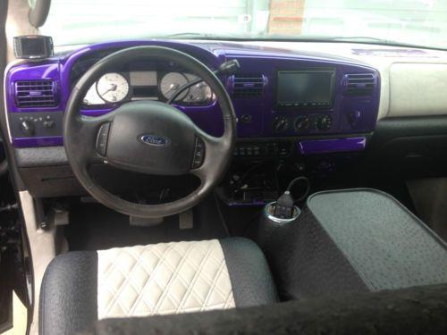 Find Used Ford F350 Duallysel Custom Sema