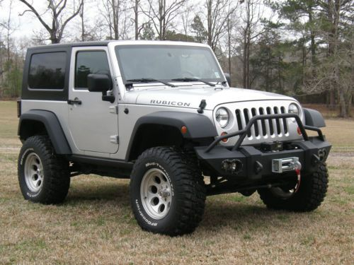 Find Used 2007 JEEP WRANGLER RUBICON In