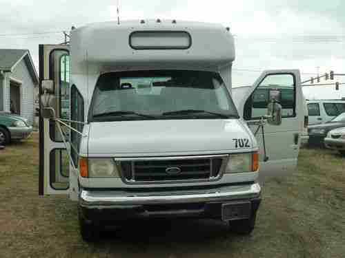 2003 Ford E 450 Wichita Transit