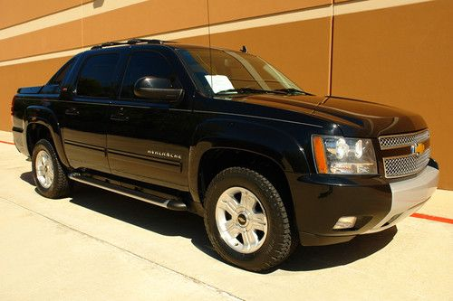 Purchase used 2012 CHEVY AVALANCHE LTZ Z71 PACKAGE CREW ...