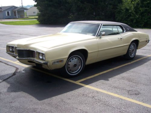 Purchase Used 1970 Ford Thunderbird Base Hardtop 2 Door 7