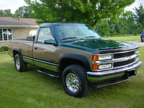 Buy Used 1995 Chevrolet K1500 Silverado Standard Cab