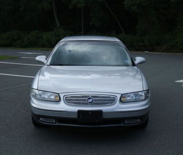 2001 Buick Regal Gs 3800 Series Supercharged Leather Trans Issue Nj Look Nr Bid