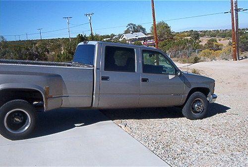 2000 Chevy 3500 Pick