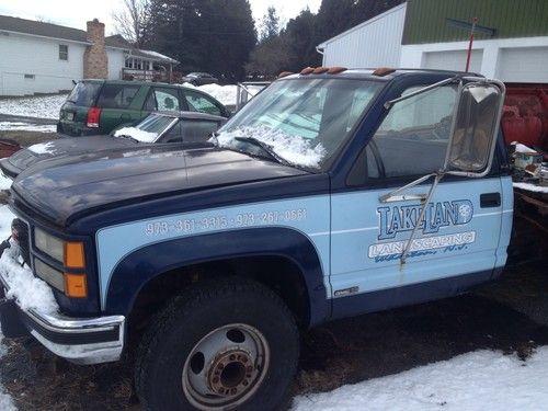 Gmc Truck 3500 Dump New