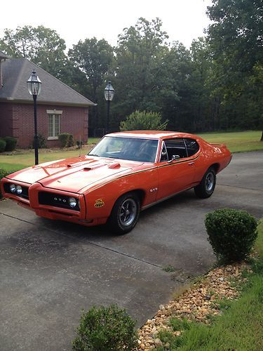 Buy New 1968 Pontiac Lemans Gto Judge Tribute Car In