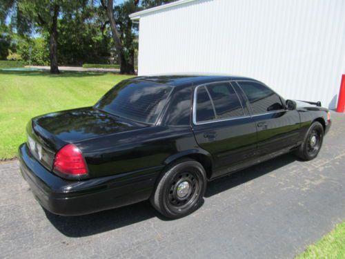 Purchase Used P 71 Police Interceptor Pkg Crown Vic