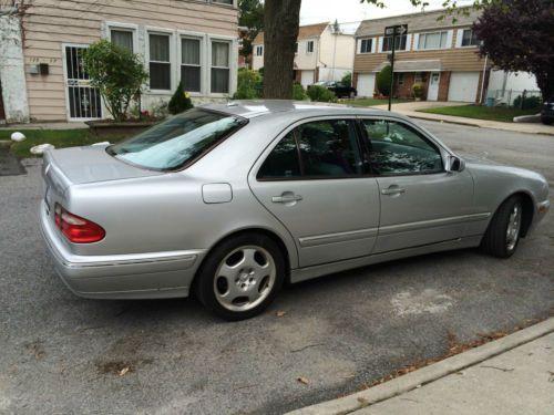 Buy Used 2001 Mercedes Benz E430 Base Sedan 4 Door 4 3l In