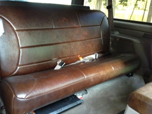 Sell Used Killer 1996 Ford Bronco Customized Militia War