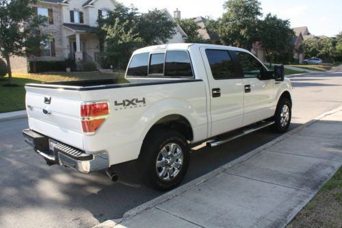 Purchase Used 2013 Ford F 150 Supercrew Xlt 4x4 W Ecoboost