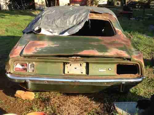 Purchase Used 1971 Plymouth Barracuda Cuda 340 383 440