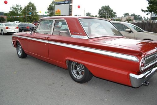 Buy Used 1963 Ford Fairlane All Original 33957miles In